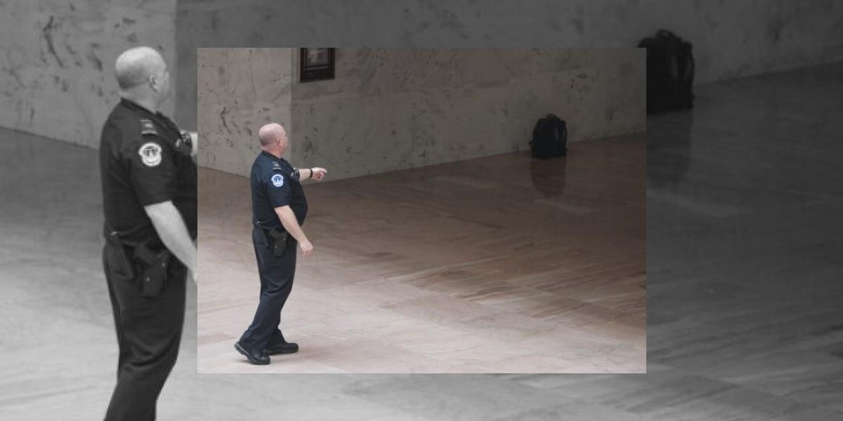 EE.UU: Cierran parte del Capitolio por informes de dos paquetes sospechosos