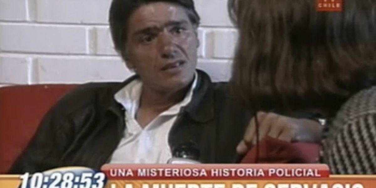 BDAT vuelve a recordar muerte de Gervasio pese al reclamo de una de sus hijas