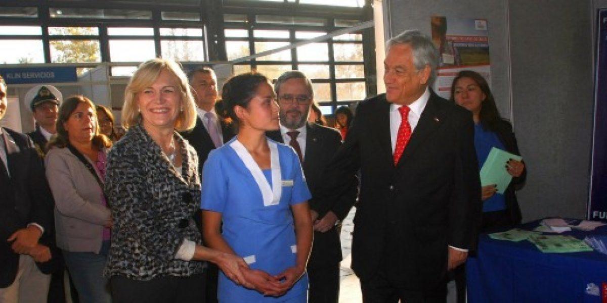 Inauguran Feria Laboral de Santiago que ofrece 18 mil puestos de trabajo