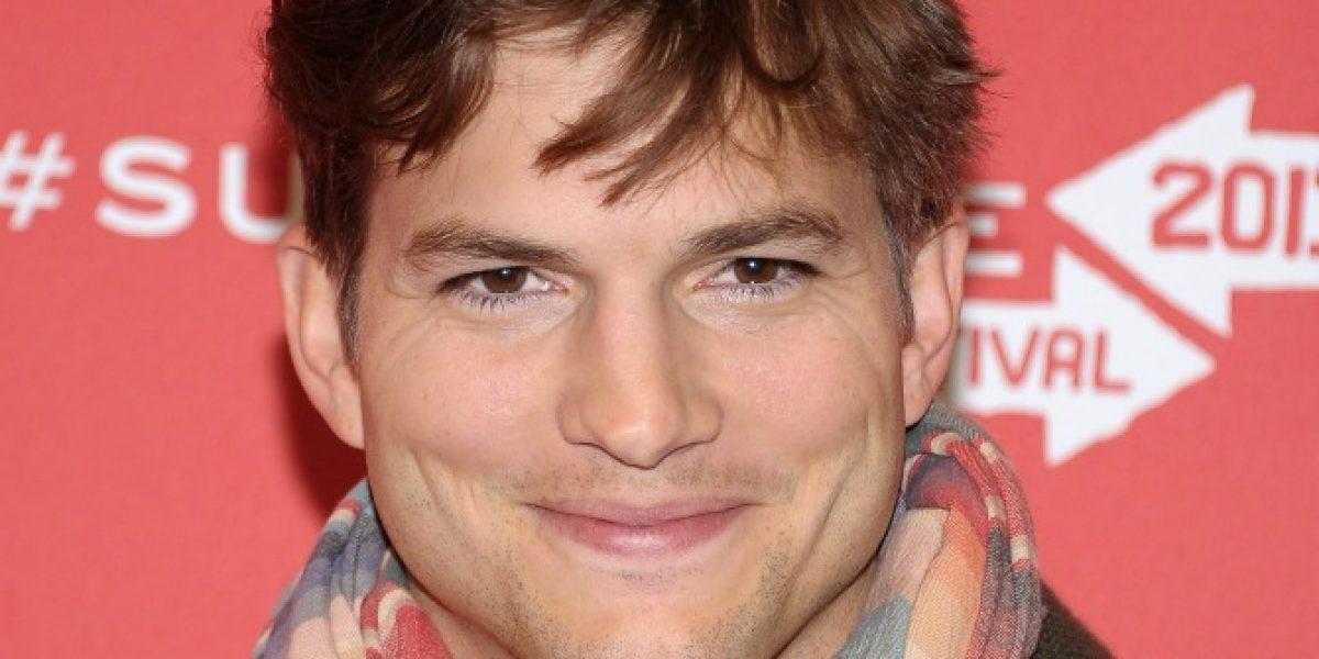 Ashton Kutcher invierte en la web de moda y complementos