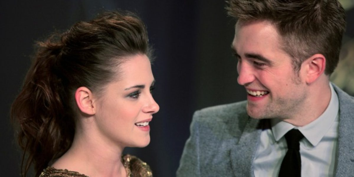 Robert Pattinson le regala anillo de su abuela a Kristen Stewart
