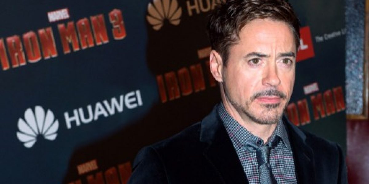 Robert Downey Jr. trabajó en su