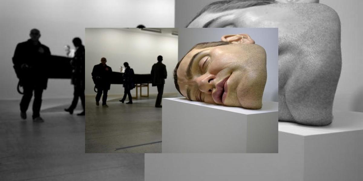 Las obras hiperrealistas de Ron Mueck se presentan en Francia