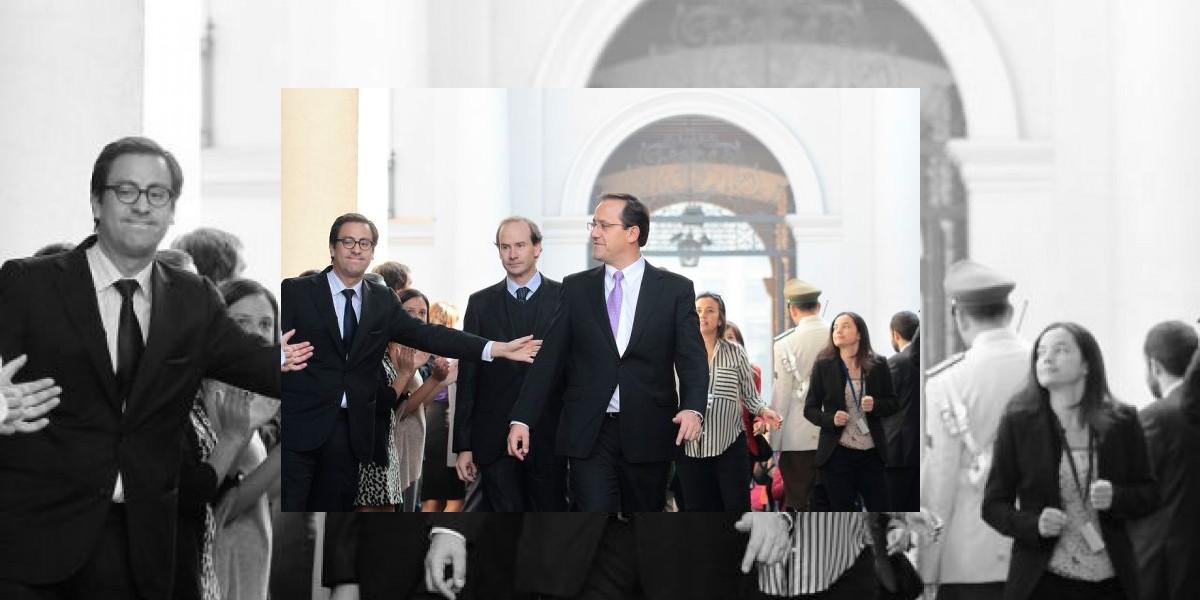 Gobierno realiza un emotivo homenaje al ministro Beyer en La Moneda