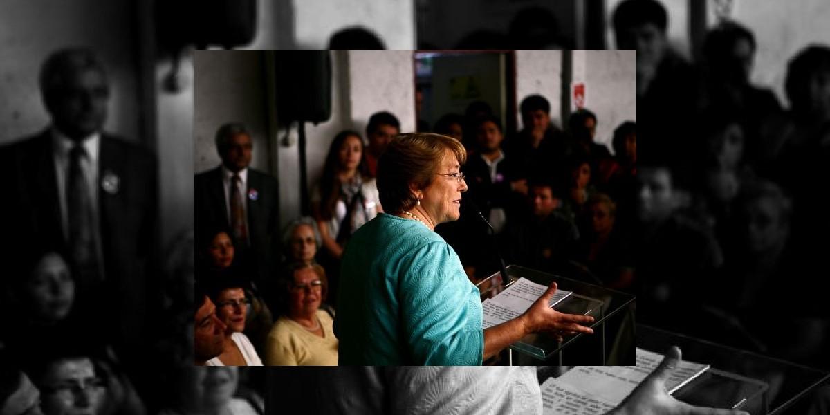 Bachelet lamenta reproches de Matthei: