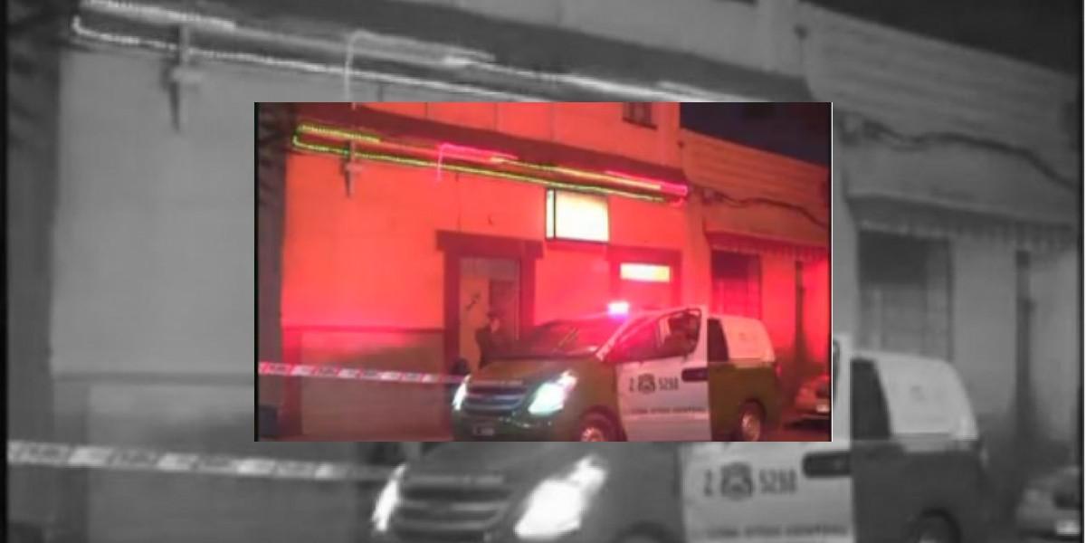 Capturan al autor del brutal ataque a una mujer al interior de un motel de Santiago