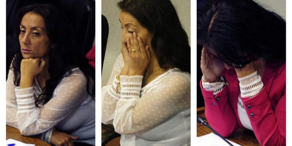 [FOTOS] Cecilia Pérez y un día para el olvido en el Senado: Pelea con Pizarro y lágrimas por Beyer
