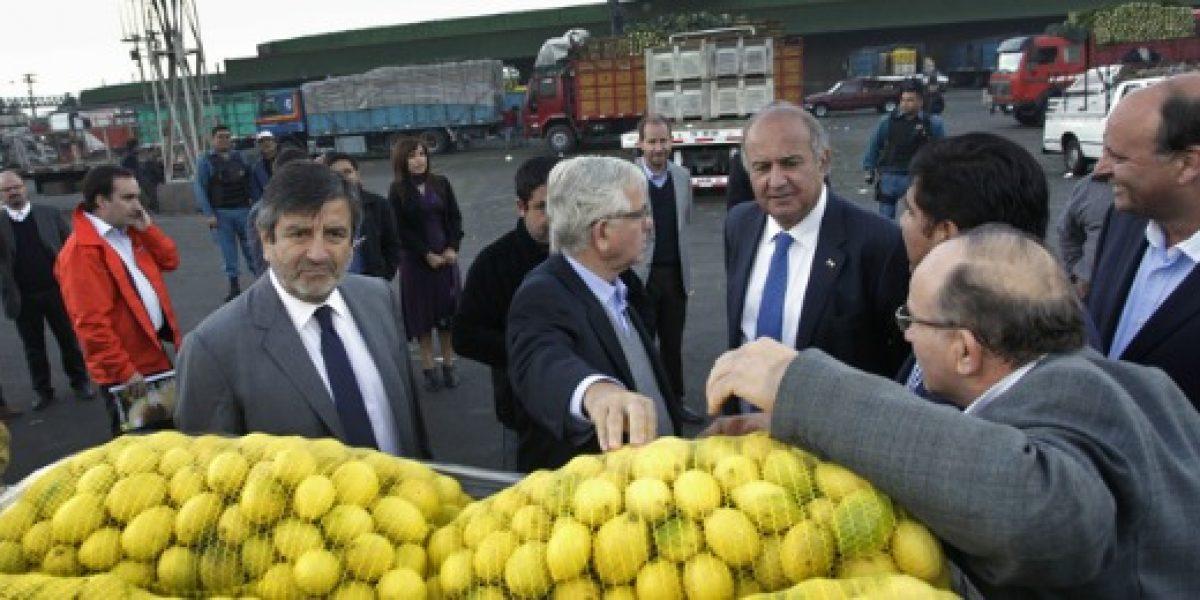 Gobierno asegura abastecimiento de alimentos pese a escasez de lluvias