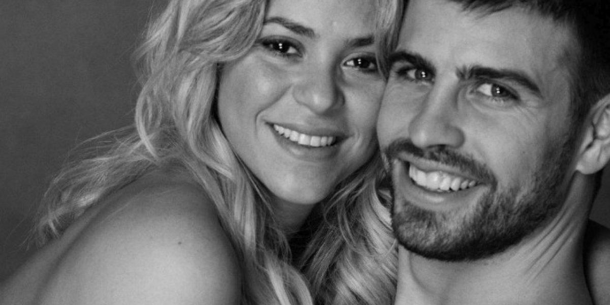 Shakira y Piqué estarían pensando en casarse