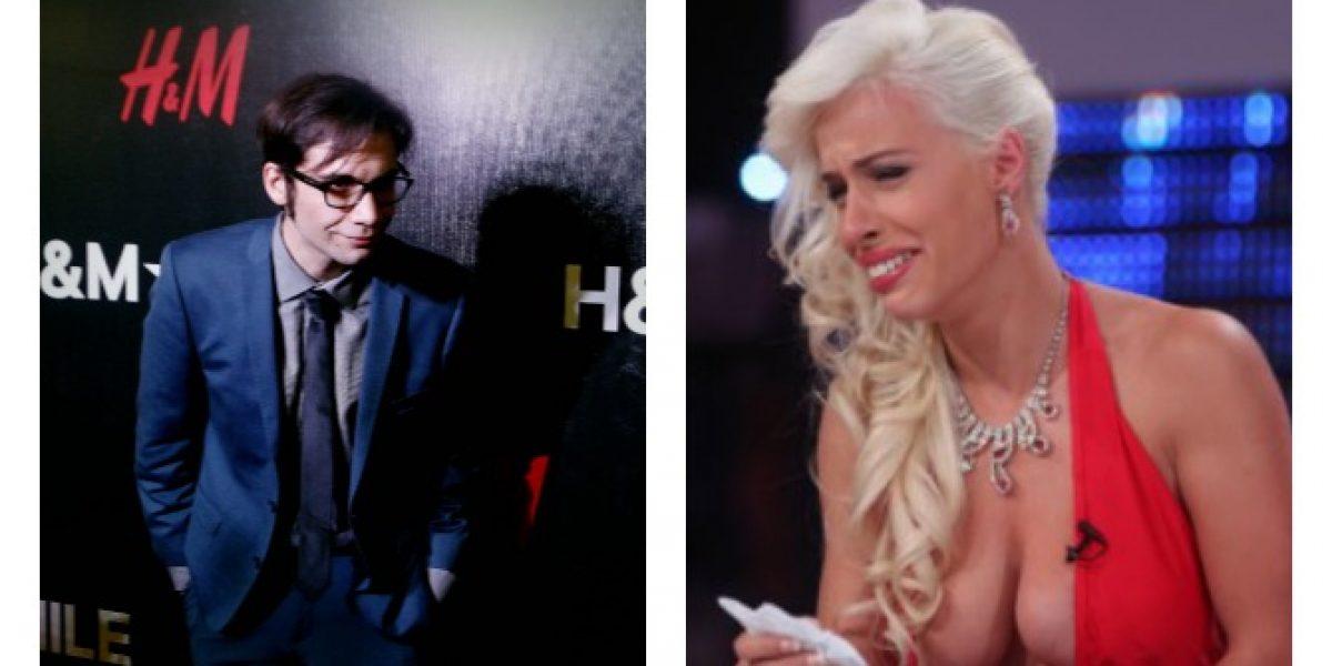 Nicolás Copano y Matilde Bonasera tiene fuerte round por Twitter