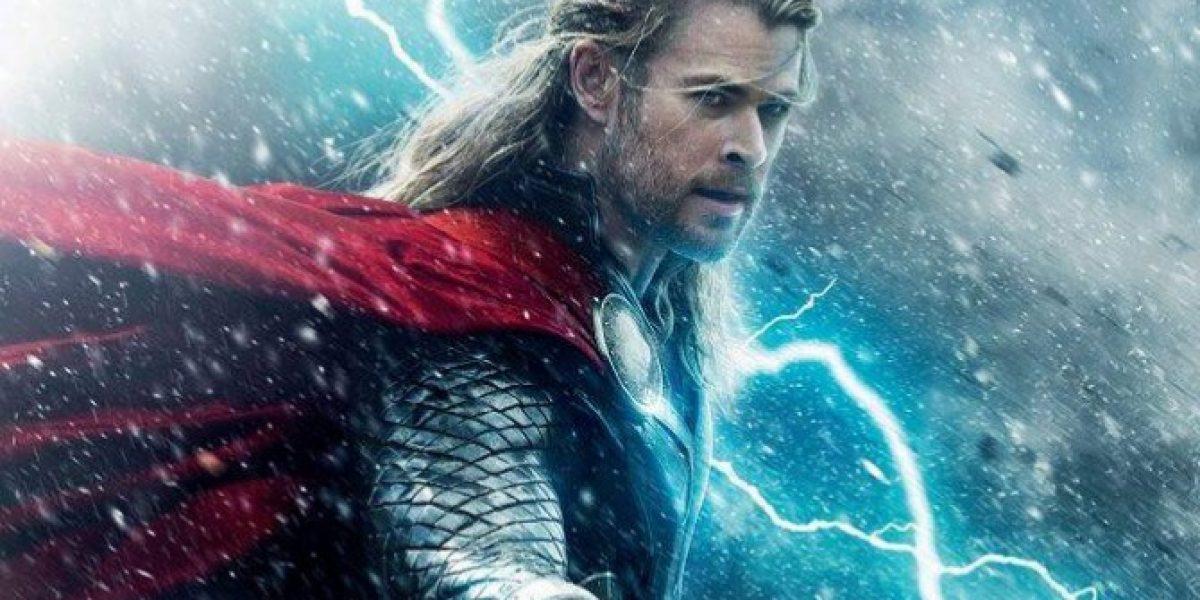 Aparece primer afiche de Thor 2 y anuncian primer teaser