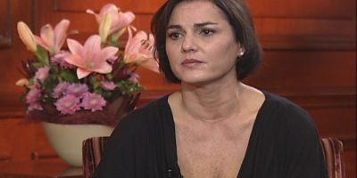 """Berta Lasala: """" A veces """"Yerko"""" me da vergüenza"""""""