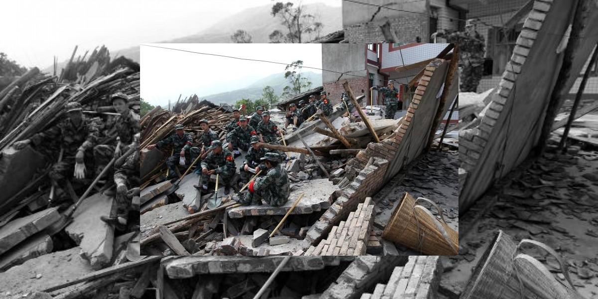 Terremoto de 7 grados Richter en China deja 124 muertos y más de 3.000 heridos