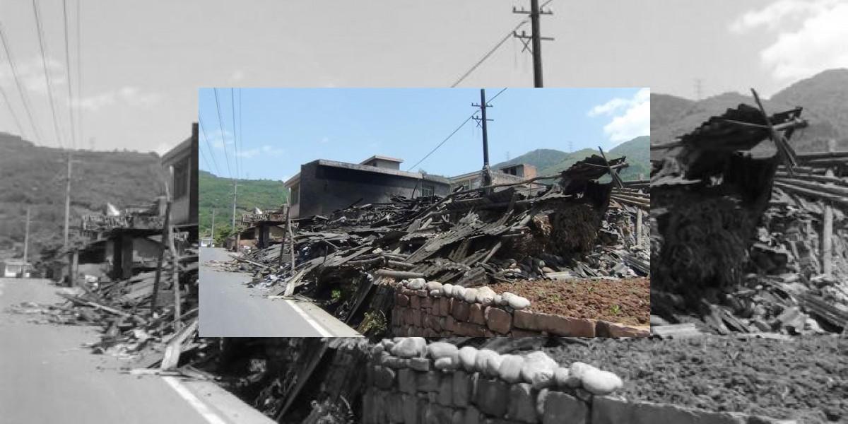 Al menos 160 muertos y casi 7.000 heridos por sismo en China