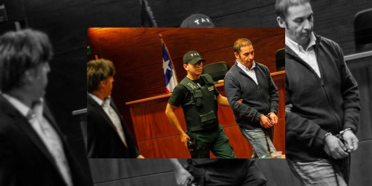 60 años de cárcel para ex ejecutivo del Banco Central acusado de violar a sus tres hijas