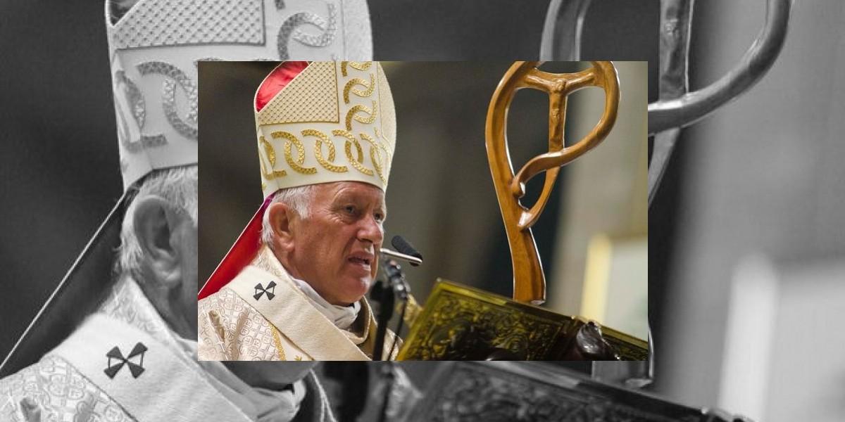 Monseñor Ezzati en bendición a recolectores de basura: