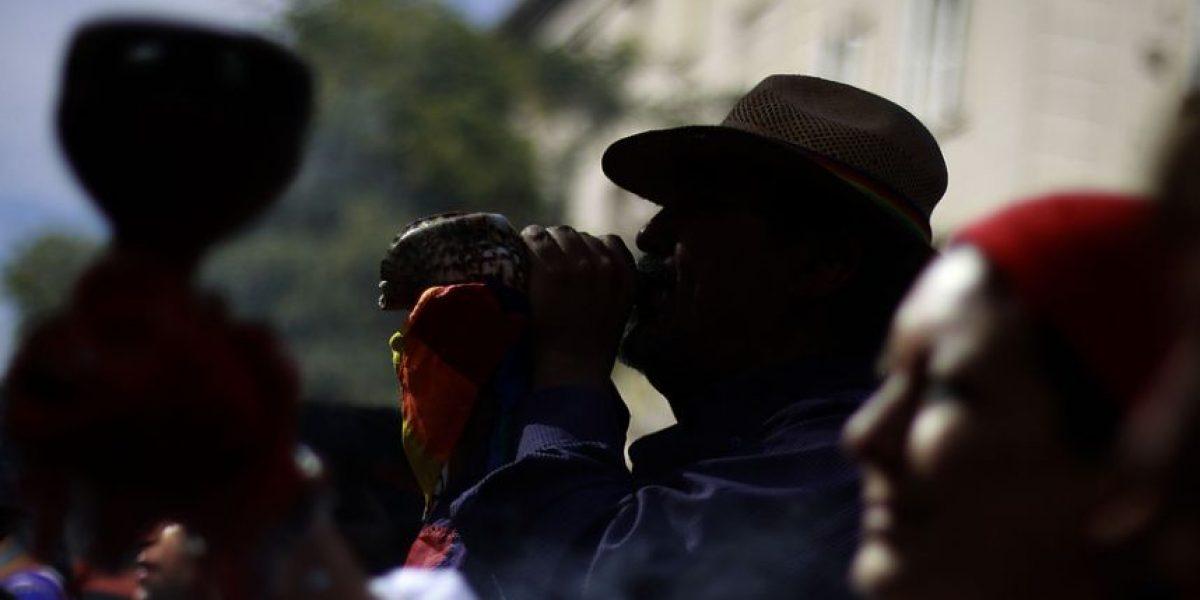 [FOTOS] Unas tres mil personas marcharon por la defensa y recuperación del agua