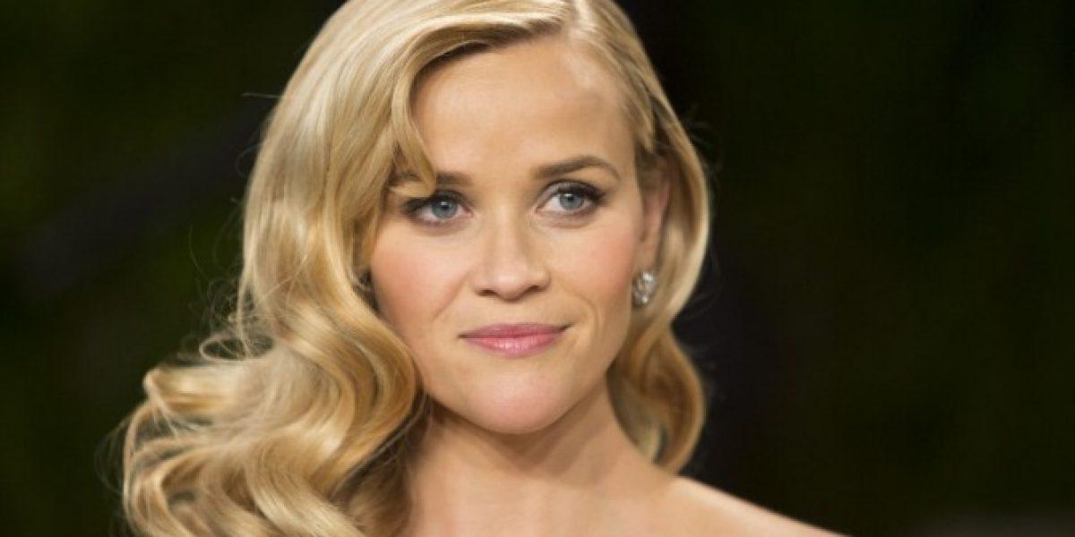 Reese Witherspoon fue arrestada por