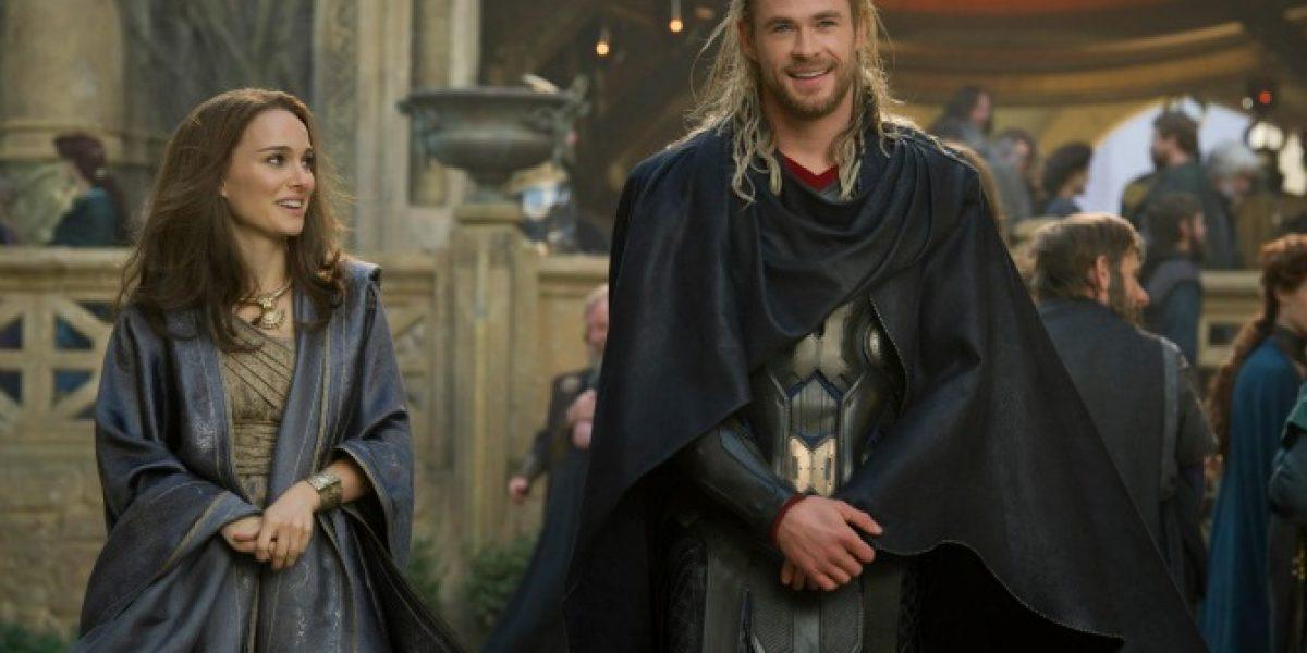 Muestran más imágenes de Thor 2 en la antesala de su primer tráiler