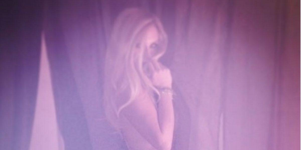 Ke$ha sube foto desnuda a Instagram