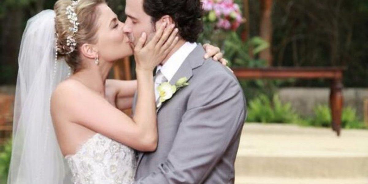 Bella Ludwika Paleta se casa con hijo de ex presidente mexicano