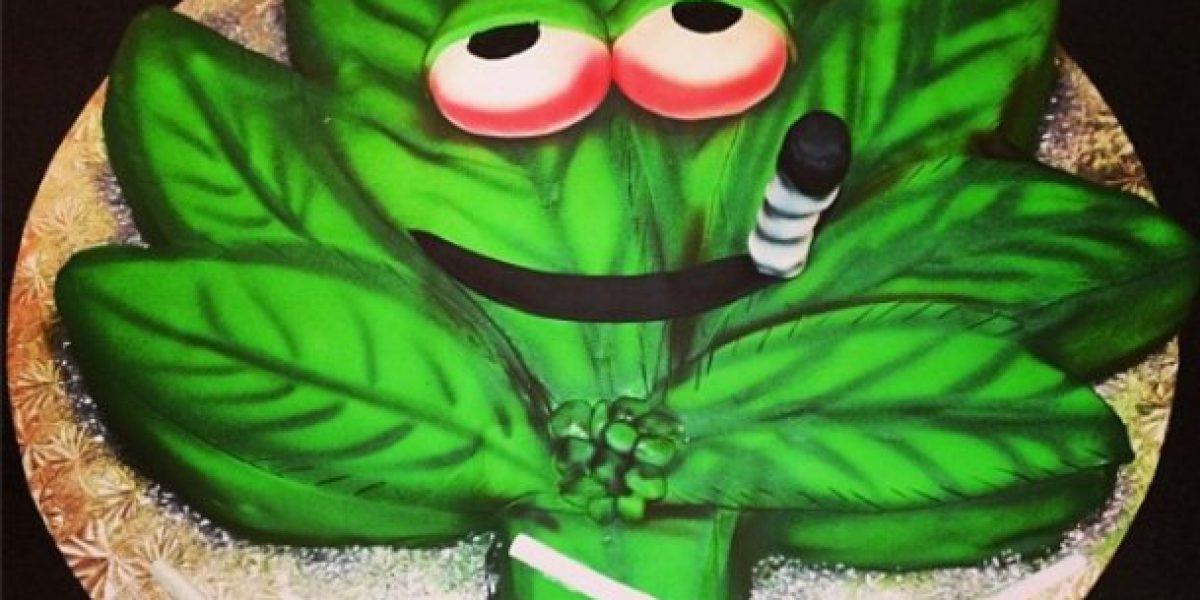 Intenso fin de semana de Rihanna: Celebra día Internacional de la marihuana y se va de fiesta