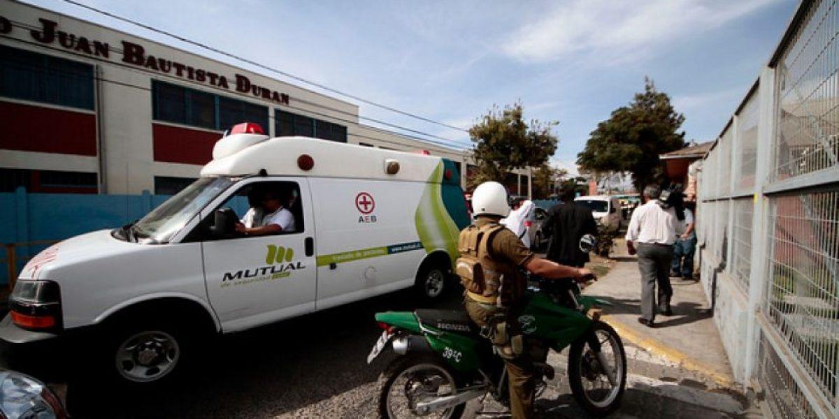 [FOTOS] Un delincuente muerto y varios heridos deja balacera en El Bosque