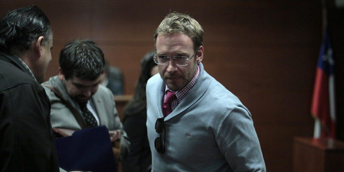 Martín Cárcamo se queda dos años sin licencia de conducir