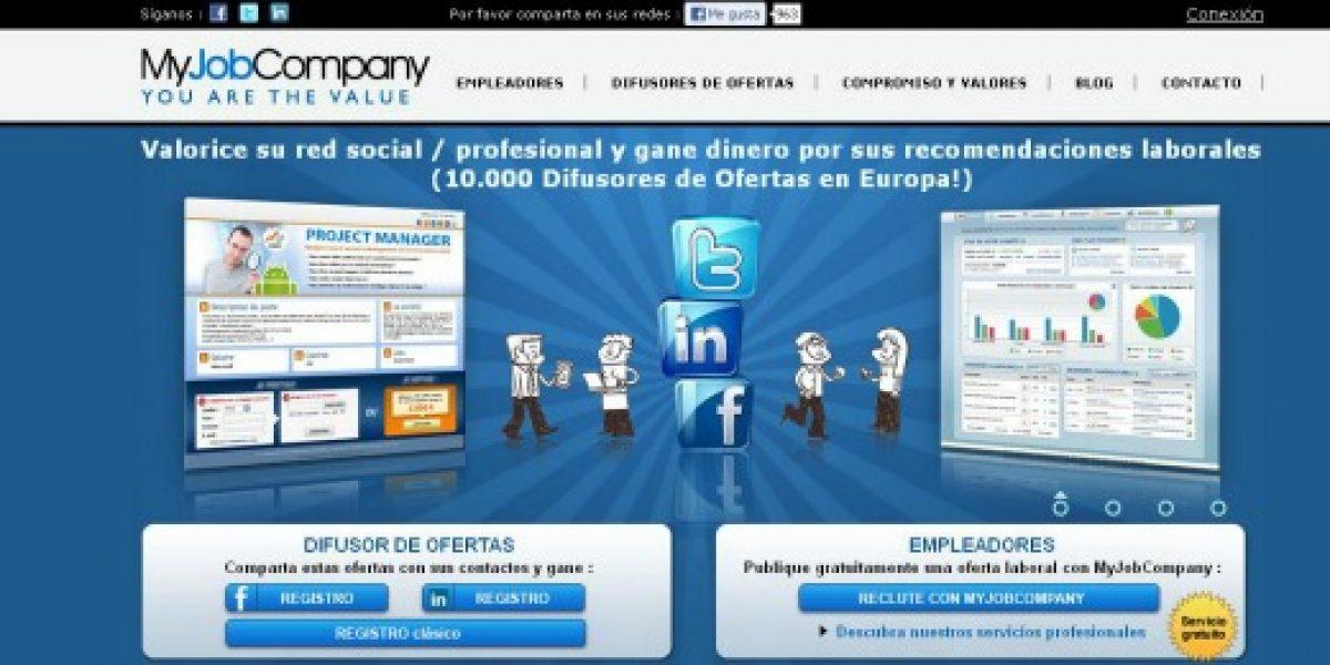 Nueva red social de empleo ya está en Chile