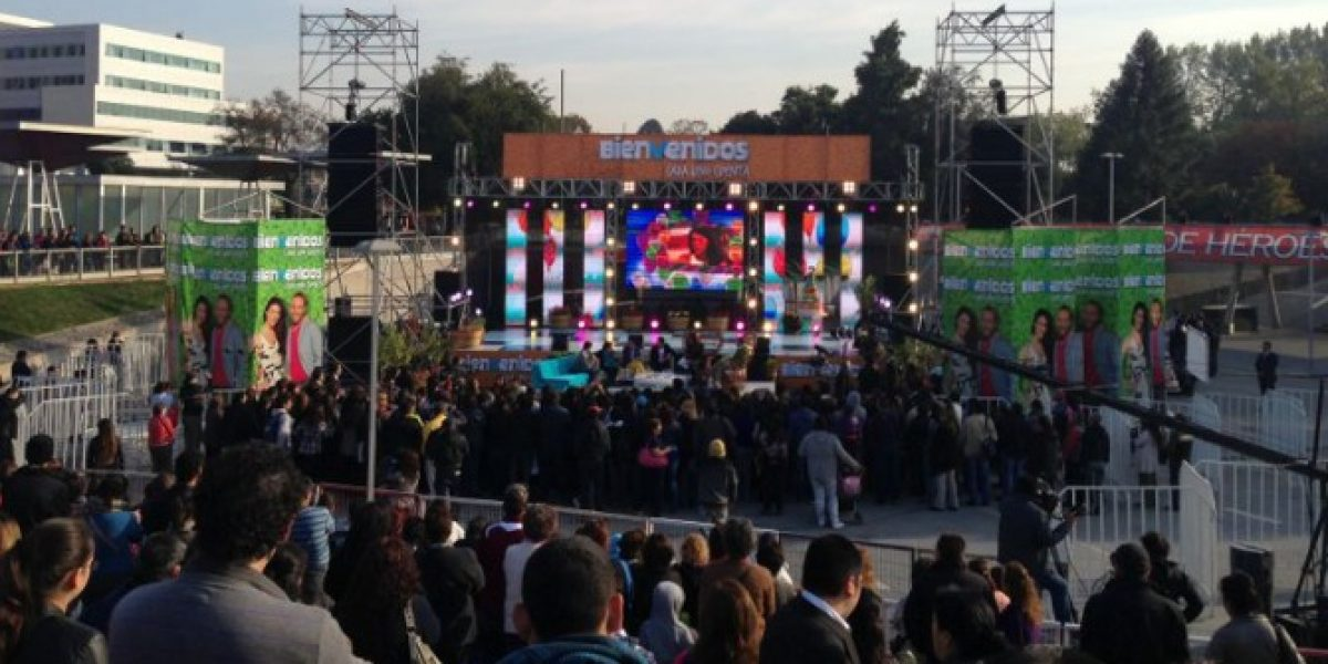 Bienvenidos se va a Maipú para celebrar sus dos años
