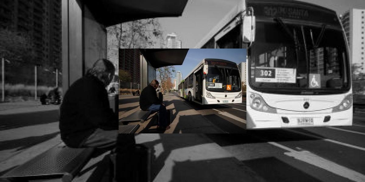 Proponen que Metro se haga cargo de buses troncales del Transantiago