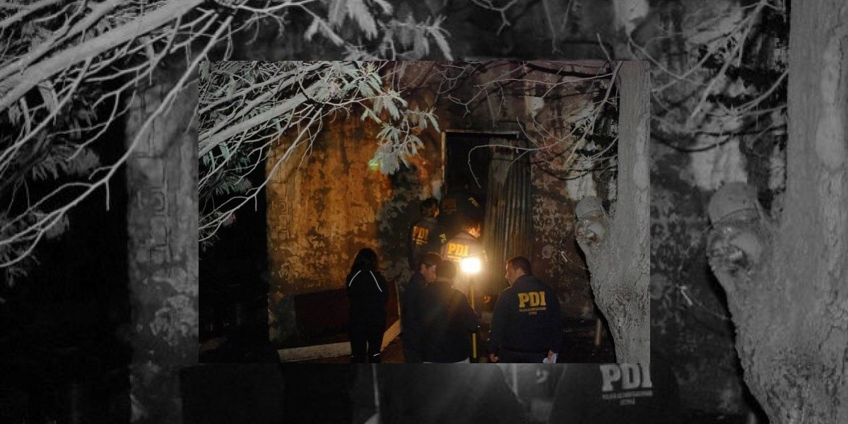 Secta chilena quema vivo a recién nacido por