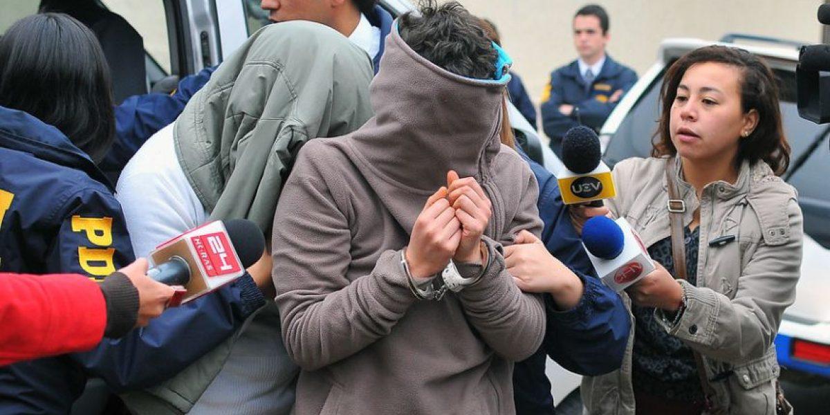 [FOTOS] Revelan escabrosos detalles de secta chilena que quemó vivo a un bebé