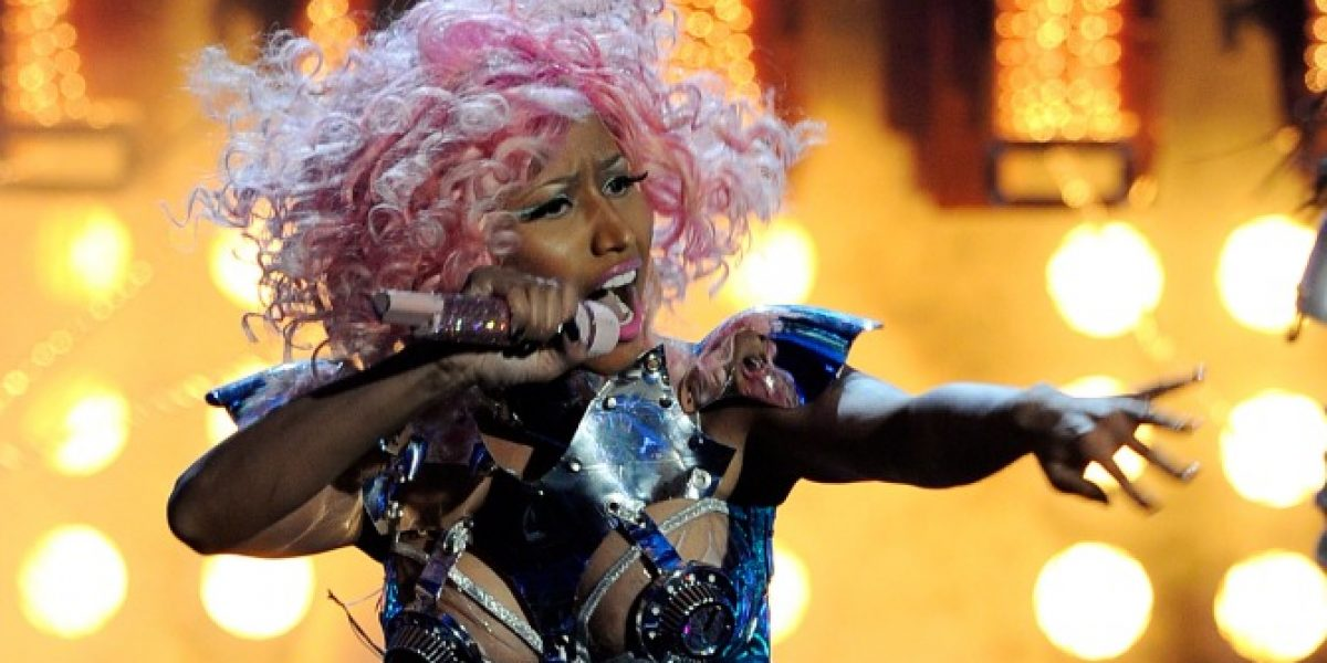 La estrambótica Nicki Minaj debutará como actriz en