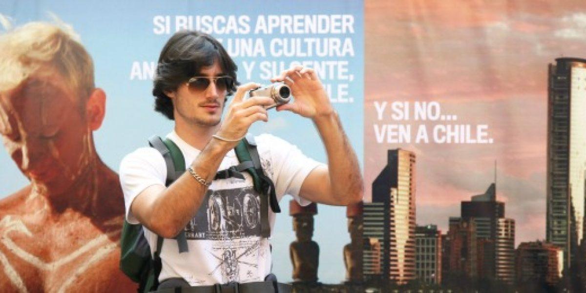 Lanzan nueva campaña de promoción turística de Chile en el extranjero
