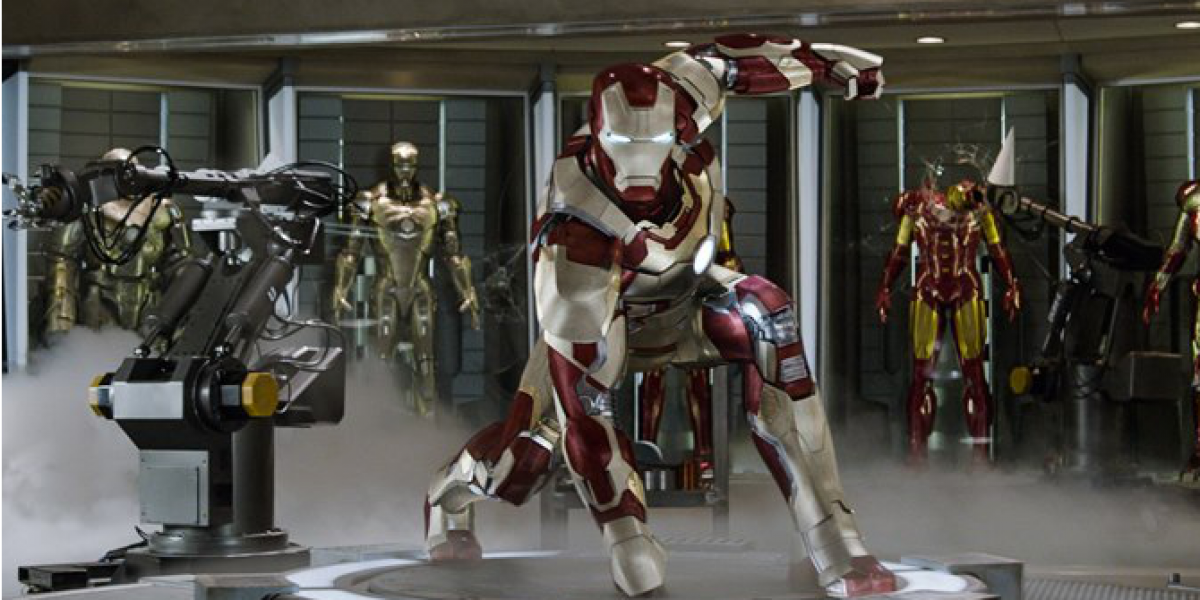 Robert Downey Jr. sobre Iron Man 3: