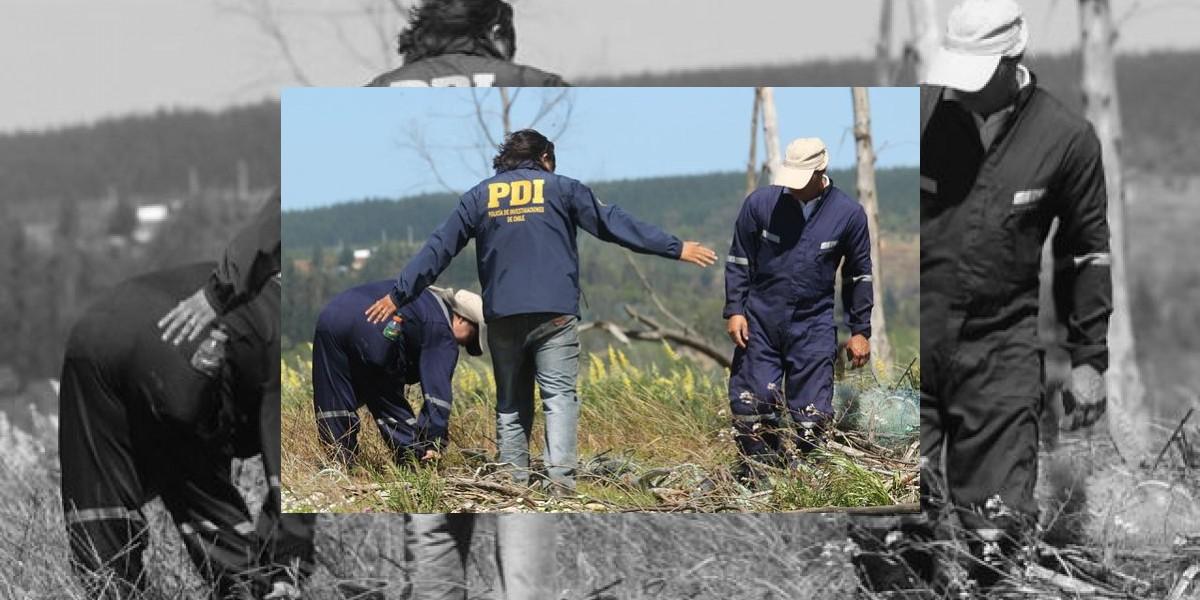 Niños encuentran cráneo humano en Cerro La Cruz en Calama