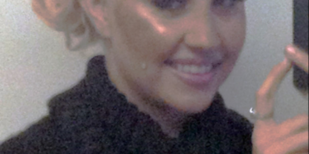Amanda Bynes se une a la moda de raparse la cabeza