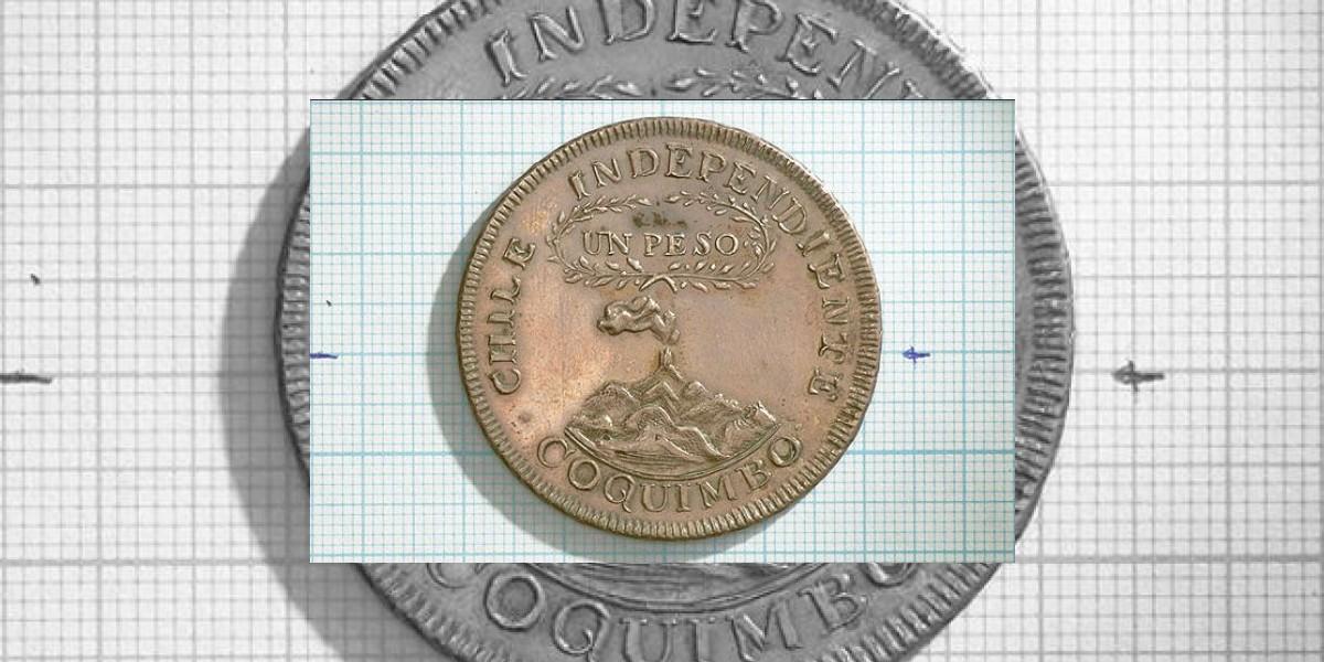 [FOTO] Esta es una de las monedas más costosas de Chile