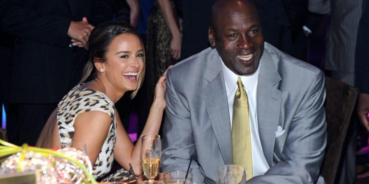 Michael Jordan se casa con bella ex modelo cubana