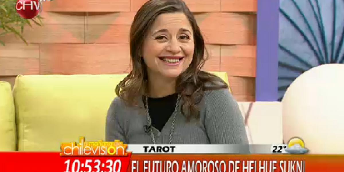 Matinal de Chilevisión recluta a tarotista del BDAT