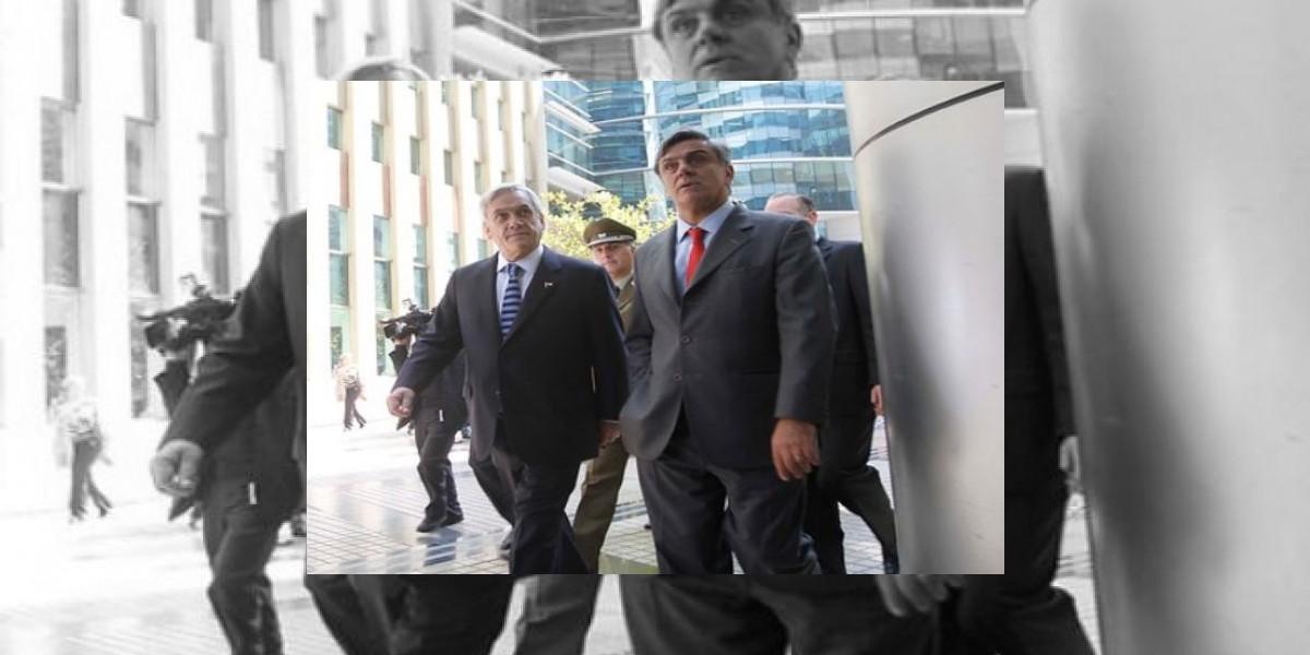 Gobierno: Longueira es ministro de Economía, hasta ahora no hay nada más que decir