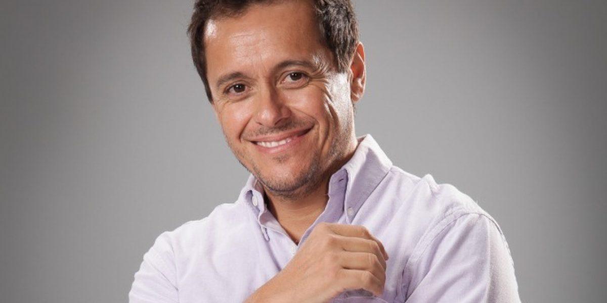 Álvaro Morales vuelve a TVN como galán infiel en