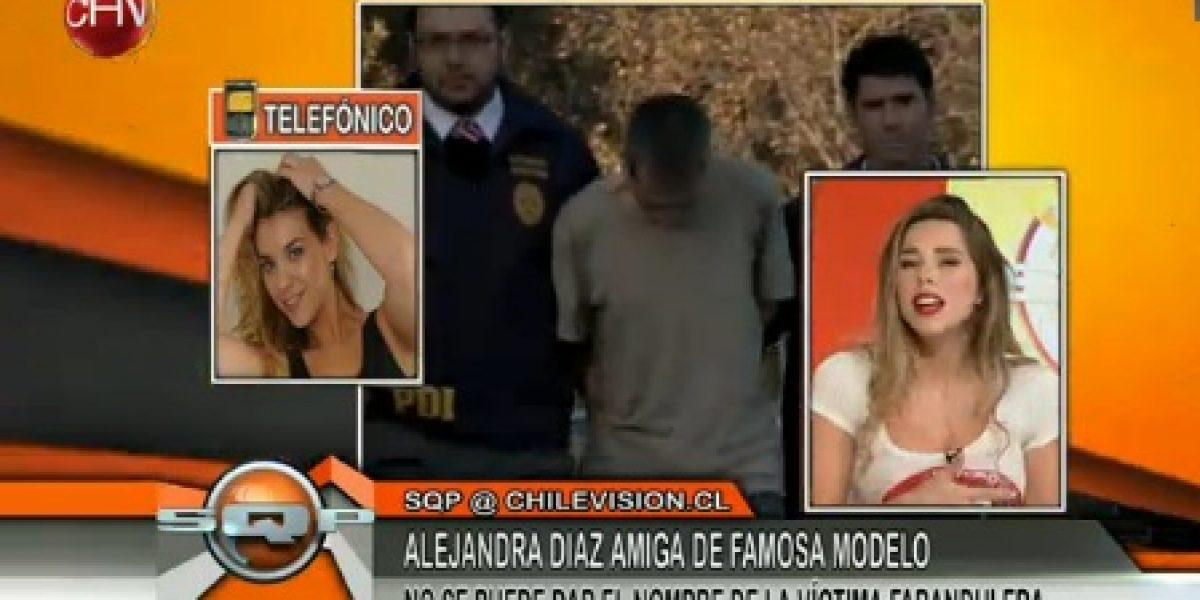 Alejandra Díaz asegura que modelo abusada consumía drogas