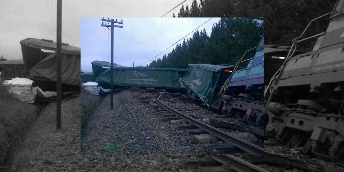 Gobierno invoca Ley Antiterrorista por ataque a tren de carga en Collipulli
