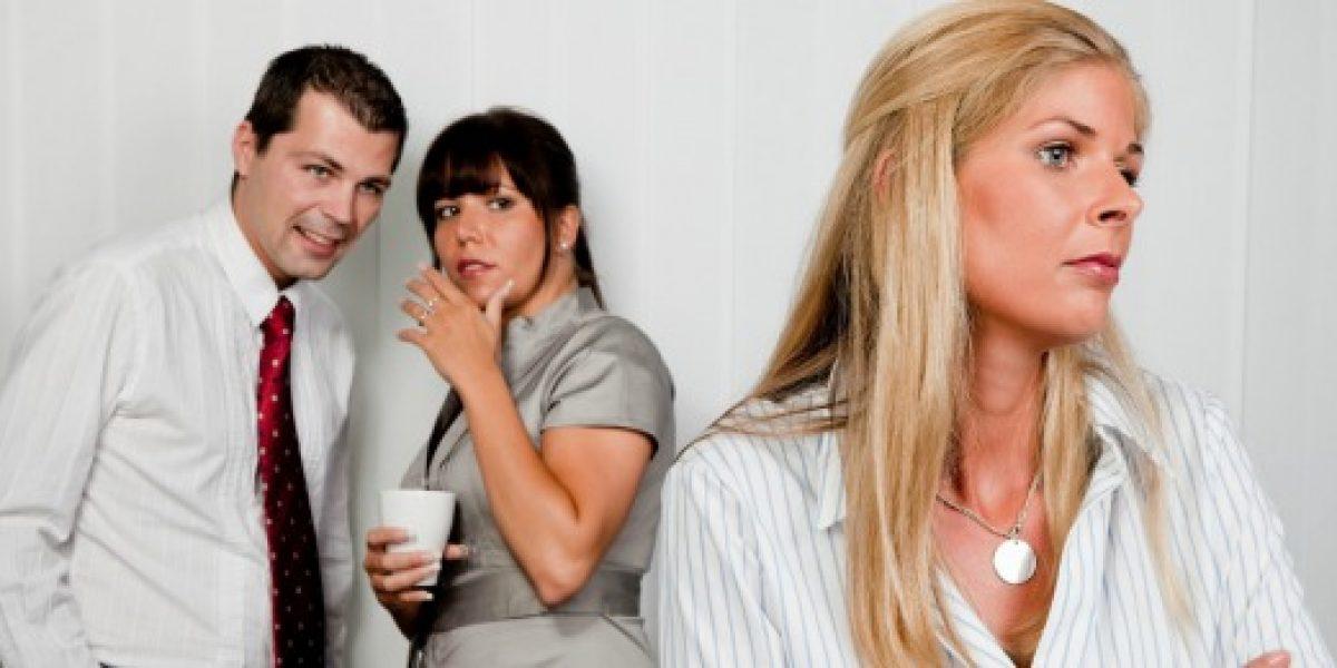 Las cosas más molestas que hacen las personas en el lugar de trabajo