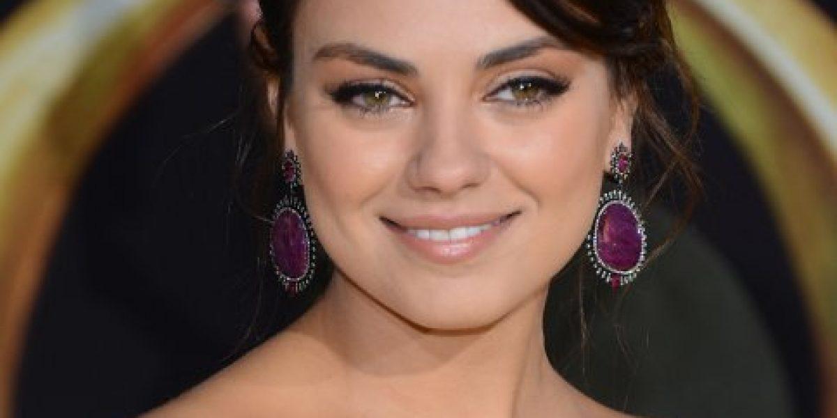 Mila Kunis elegida nuevamente la más sexy del mundo