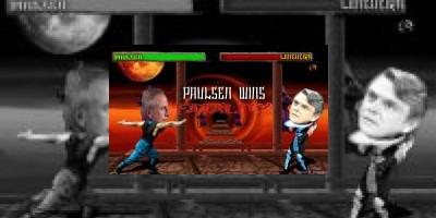[VIDEOS] En YouTube bromean con polémica Paulsen - Longueira