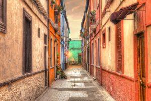 Cité Calle Huerfanos. Imagen Por: