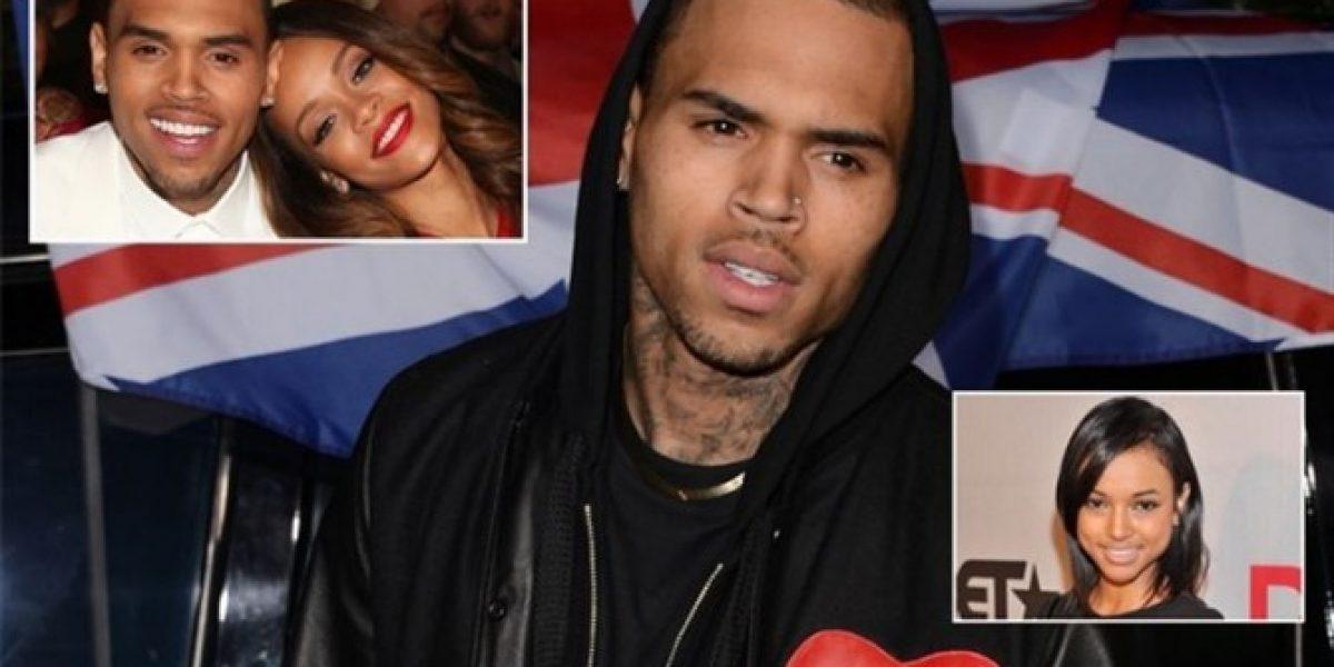 Chris Brown confirma su ruptura con Rihanna
